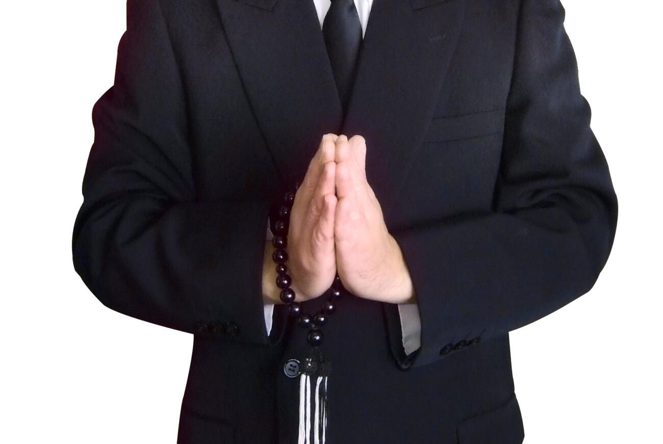 【葬儀参列のマナー】